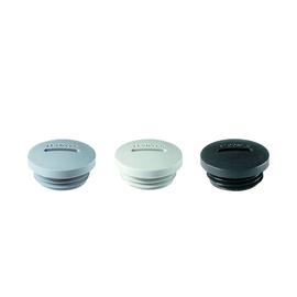 10.2015PA7035 JACOB BLINDVERSCHRAUB. M 20X1,5 RAL 7035 POLYAMID Produktbild