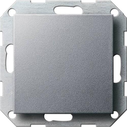 26826 GIRA BLINDVERSCHLUSS SYSTEM 55 ALU Produktbild Front View L