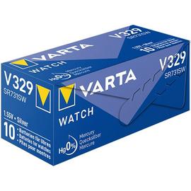 00329101111 VARTA WATCH V329 (1STK.-BL.) Knopfzellenbatterie 1,55V Produktbild