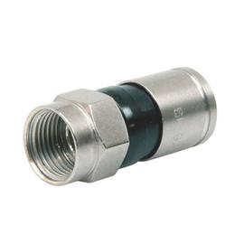 350095 Triax EX 6-49 PLUS F-STECKER Kompress-Stecker Produktbild