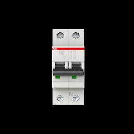 GHS2010103R0164 STOTZ S201-C16NA Leitungsschutzschalter 1 Pol.+N Produktbild