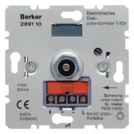 289110 BERKER ELEKTRON. DREHPOTENTIOMET. 1-10V Produktbild