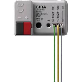 111800 GIRA UNIVERSAL- TASTERSCHNITTSTELLE 2-FACH Produktbild