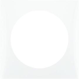 918272509 BERKER RAHMEN 1-F INTEGRO FLOW POLARWEISS HOCHGLANZ Produktbild