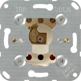 16300 GIRA SCHLÜSSELSCHALTER EINSATZ 1 POLIG TASTER/WECHSEL 10/250 Produktbild