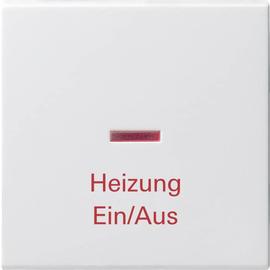 67827 GIRA WIPPE F. HEIZUNGS-NOTSCH SYSTEM 55 REINWEISS Produktbild