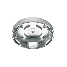 EM10425400 ESY-LUX AUFPUTZDOSE IP54 FÜR DECKEN-BEWEG.-MELDER. RAL9010 F.MD Produktbild
