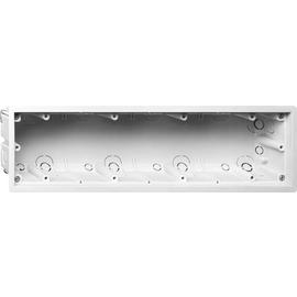 289900 Gira Gerätedose 4-Fach E2 für Flache Montage, für UP Dose 289400 Produktbild