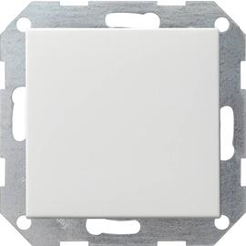 12603 GIRA TASTSCHALTER WECHSEL SYSTEM 55 REINWEISS Produktbild