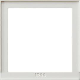 28966 GIRA ZWISCHENRAHMEN FÜR SYSTEM 55 TX44 REINWEISS Produktbild