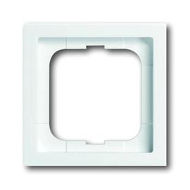 1721-184K Busch&Jäger 1-Fach Rahmen Future Linear Studioweiß Produktbild