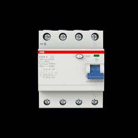 F204A-40/0,03 STOTZ FI-SCHUTZSCHALTER 40A 4POL. PULSSTROMSENSITIV A Produktbild
