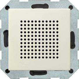 228201 GIRA LAUTSPRECHER UP-RADIO SYSTEM 55 CREMEWEISS GLÄNZEND Produktbild
