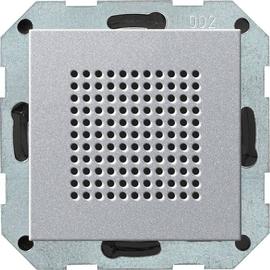 228226 GIRA LAUTSPRECHER UP-RADIO SYSTEM 55 ALU Produktbild