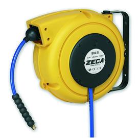 ZE804/8 Zeca Industrieroller 15 bar 10m- Schlauch DM8mm f.Luft und Wasser Produktbild