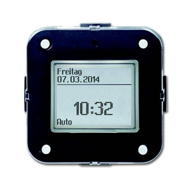 6455-101 BUSCH&JÄGER Timer-Bedien- Element Komfort Produktbild