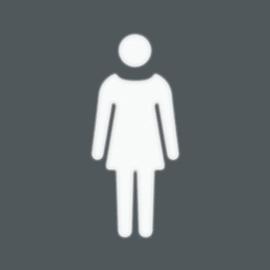 19058002 BERKER Folie mit Aufdruck Frau für LED-Signallicht-Einsatz Produktbild