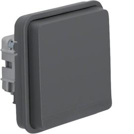 47063515 BERKER W.1 FR AP SSD-Einsatz Ap/Up& erhö. Berührungsschutz, grau matt Produktbild