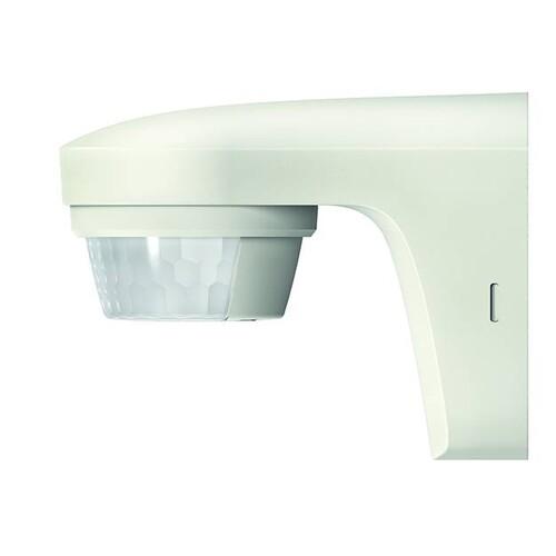 1010505 Theben Bewegungsmelder the Luxa S180 weiß außen Wandmontage IP55 180° Produktbild Additional View 1 L