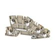 2668940000 Weidmüller AITB 2.5 BB N-L-PE Installations-Etagenklemme N-Schiene Produktbild