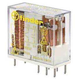 50.12.9.024.1000 Finder 8A 24VDC Sicherheitsrelais Produktbild