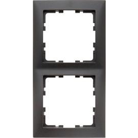 10129949 Berker Rahmen 2-Fach S1 anthrazit matt Produktbild