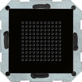 228205 Gira Lautsprecher UP-Radio System 55 Schwarzglasoptik Produktbild
