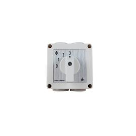 Etherma S-123 Manueller Schalter für Stufen 1-2-3 IP42 Produktbild