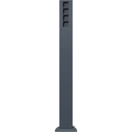 135428 GIRA Energiesäule 1400mm anthr. Produktbild