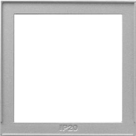 028965 Gira Adapterrahmen für System 55 TX_44 Alu Produktbild
