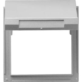 065465 Gira Zwischenplatte m. Deckel FR UP TX44 Alu Produktbild