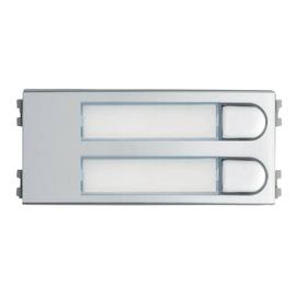 F7368 Fermax SKYline Einzeltaster-Modul 2 Ruftasten VDS-System Produktbild