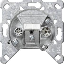 004200 GIRA Antennensteckdose GEDU 15 Ei nsatz Produktbild