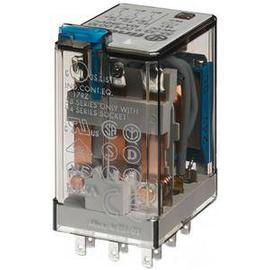 55.33.9.024.0010 Finder Industrierelais 3W, 10A 24VDC,Prüftaste, Produktbild