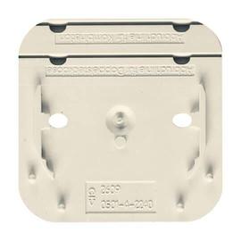 2609AP Busch&Jäger Montageplatte für alle AP Geräte Produktbild