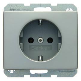 47157004 BERKER K.5 SSD Edelstahl Produktbild