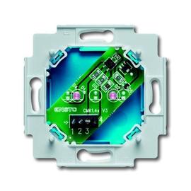 1564 U-13 BUSCH-JÄGER Lichtsignal-Einsatz,grün 1564 U-13 Produktbild