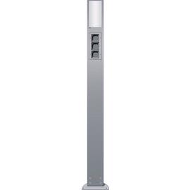 135326 Gira 1600mm Lichtelement 3xLeer- einheit Energiesäule Farbe Alu Produktbild