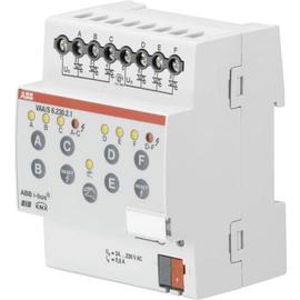 VAA/S 6.230.2.1 ABB KNX Ventilantrieb- Aktor 6-Fach 230 V REG Produktbild