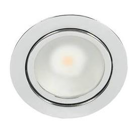 1850208402 Nobile N 5020 LED Array Möbelstrahler chrom 3,3W warmweiß 350mA Produktbild