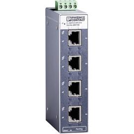 598500 GIRA Ethernet Switch Rufsystem 834 Plus Produktbild