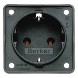 947782503 BERKER INTEGRO SSD schwarz matt Produktbild