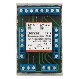 2919 Berker Trennrelais REG 230V, 50Hz Produktbild