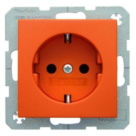 47431914 Berker S.1/B.x SSD orange matt Produktbild