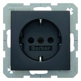 41231606 Berker B.x SSD mit Schraubklemmen und erh.Berührungsschutz Produktbild