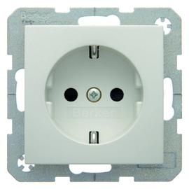 41238989 Berker S.1/B.x SSD mit erh. Ber.Schutz und Schraubklemmen, pola Produktbild
