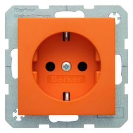 47438914 Berker BERKER S.1/B.x SSD orange glänzend Produktbild