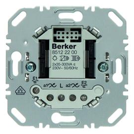85122200 Berker NET Universal-Schalteinsatz 2fach Produktbild