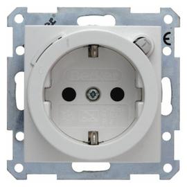 47088989 BERKER S.1/B.x SSD mit FI-Schutzschalter polarweiß glänzend Produktbild
