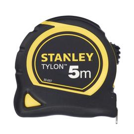 1-30-697 STANLEY Bandmaß Tylon L=5m B=19mm Produktbild